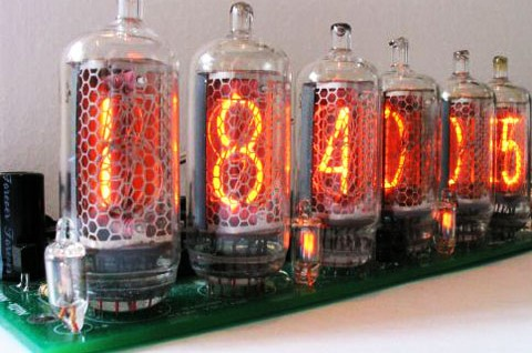 "Nixie Tube ""D-Readout"""